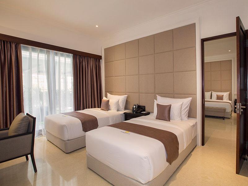 Grand Palace Hotel Sanur - Bali